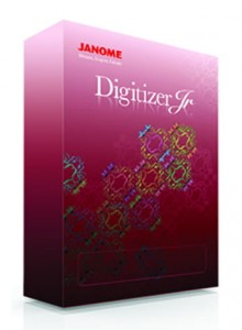 Program JANOME DIGITIZER JR